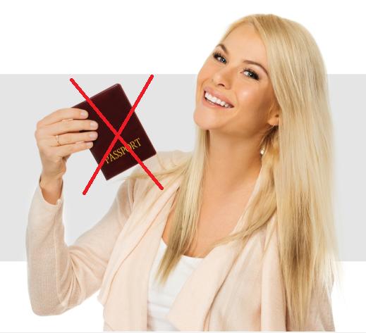 регистрация в эйвон без паспортных данных